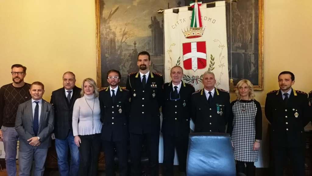 """Oltre il """"campanile"""". Nasce la super Polizia Locale di Como, Cantù, Erba e Mariano - ComoZero"""
