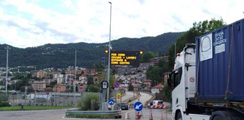 Autostrada chiusa 2 agosto 2021