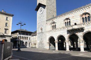Broletto-piazza Duomo