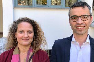 Gabriele Maspero con Anna Franchini 2
