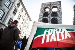 Gazebo Forza-Italia-Portatorre