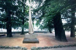 ascesa scultura