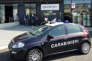 carabinieri max factor