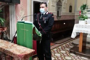 carabinieri menaggio chiesa
