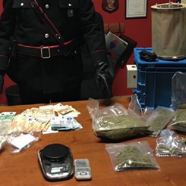 carabinieri soldi droga 2
