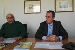 Claudio Casartelli (a destra)