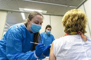 Cernobbio Villa Erba vaccino covid