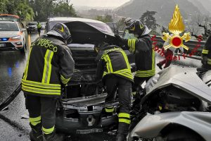 incidente via oltrecolle