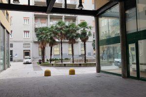 Uno scorcio dell'attuale piazza Gobetti