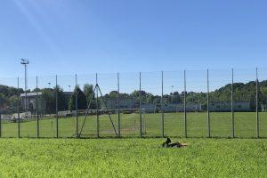 lazzago campo calcio