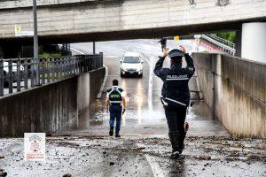 polizia locale como