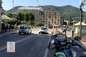 polizia-locale-lungolago-esondazione-piazza-cavour