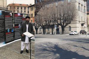 predicatore piazza roma