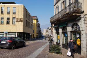 via Milano bassa generica