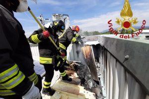 vigili del fuoco guanzate