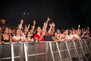 Como secondo giorno di Wow music Festival ai Giardini a Lago, Ghemon